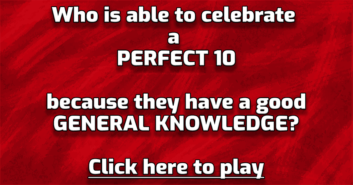 General Knowledge Trivia