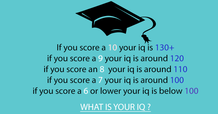 What is your  Trivia IQ